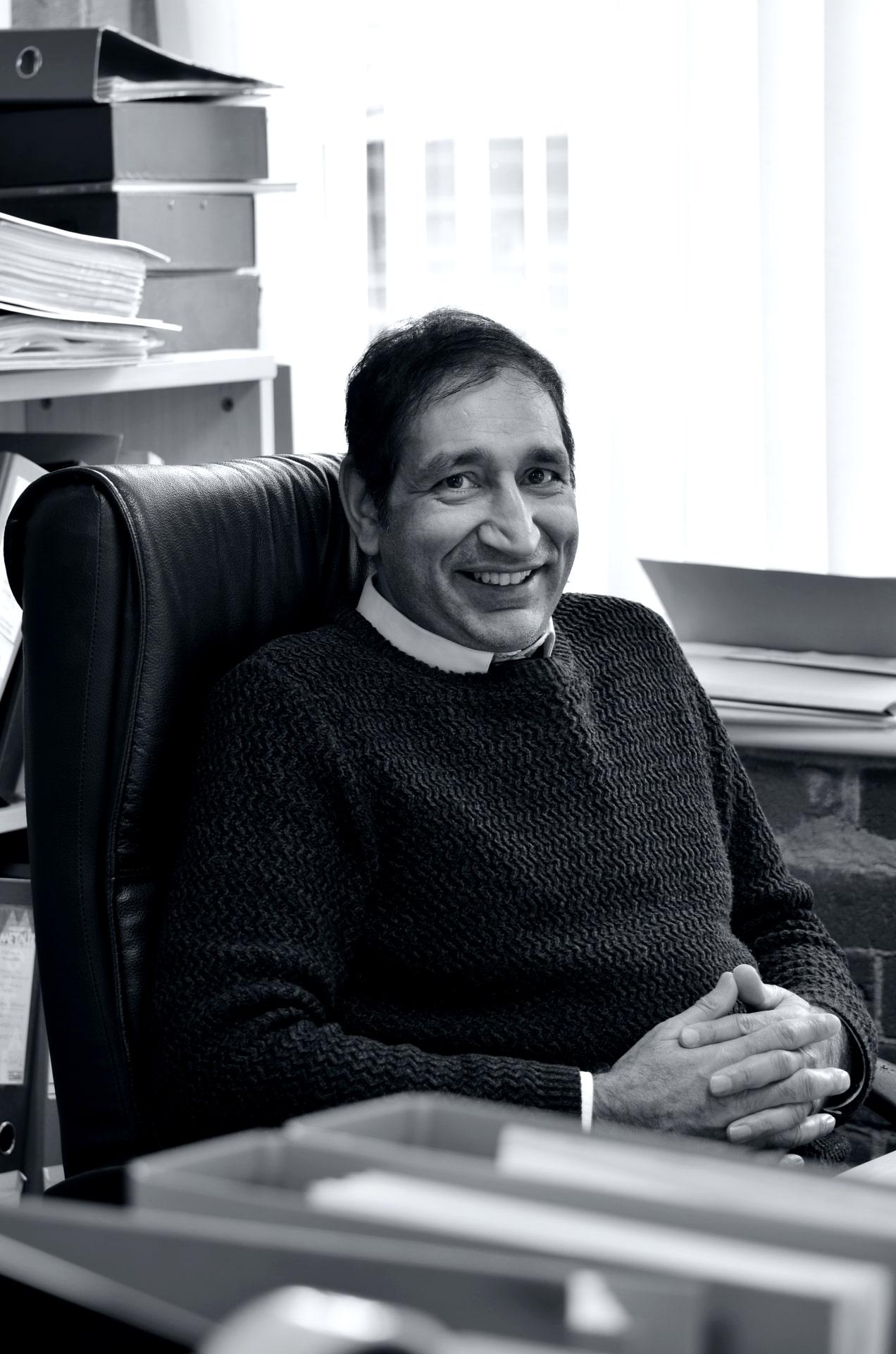 Mazhar Hussain - FCCA, MSc, BSc, BA